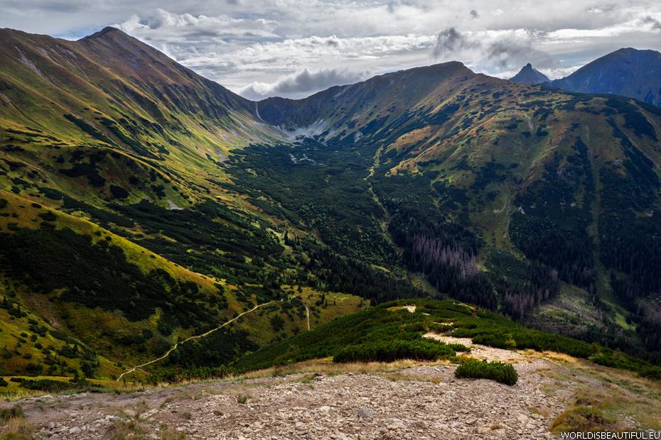 Tatrzańskie krajobrazy
