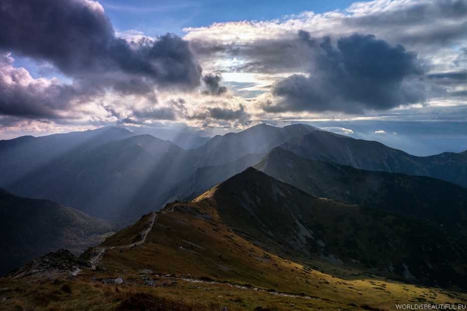 Western Tatras Landscapes