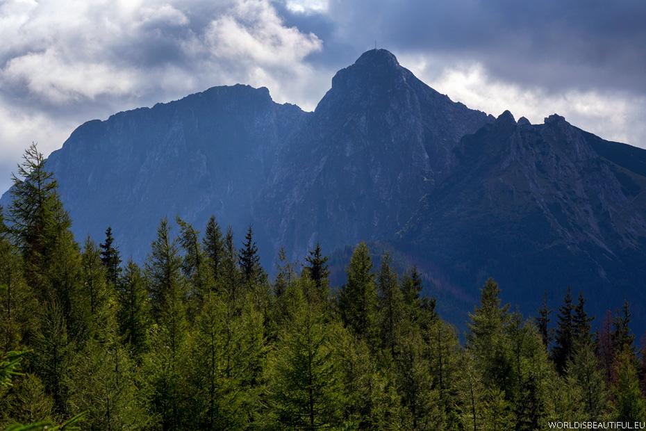 Western Tatras, Giewont