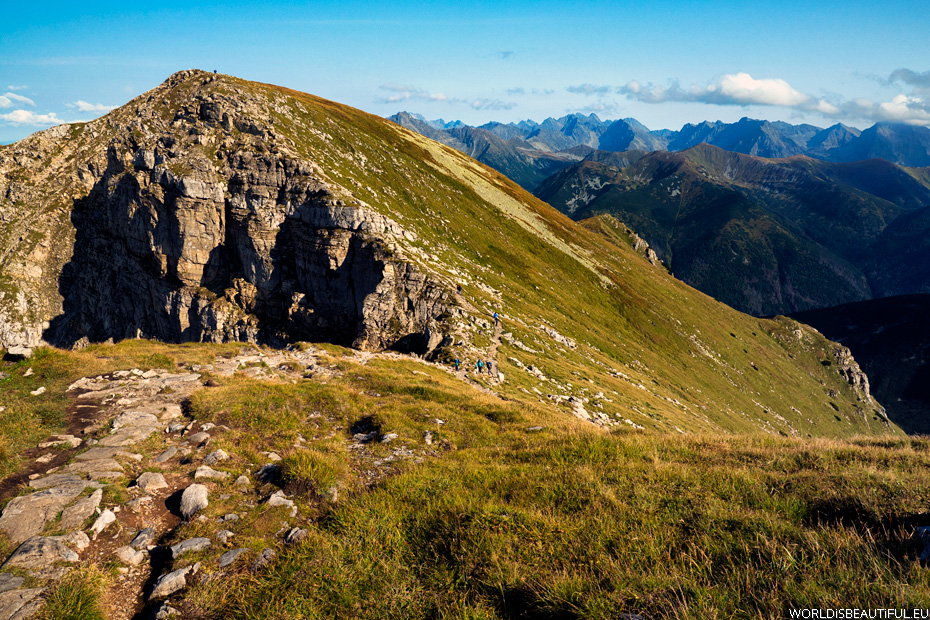 Krzesanica (2122 m)