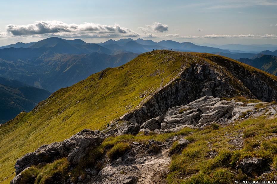 Ciemniak (2096 m) Czerwone Wierchy
