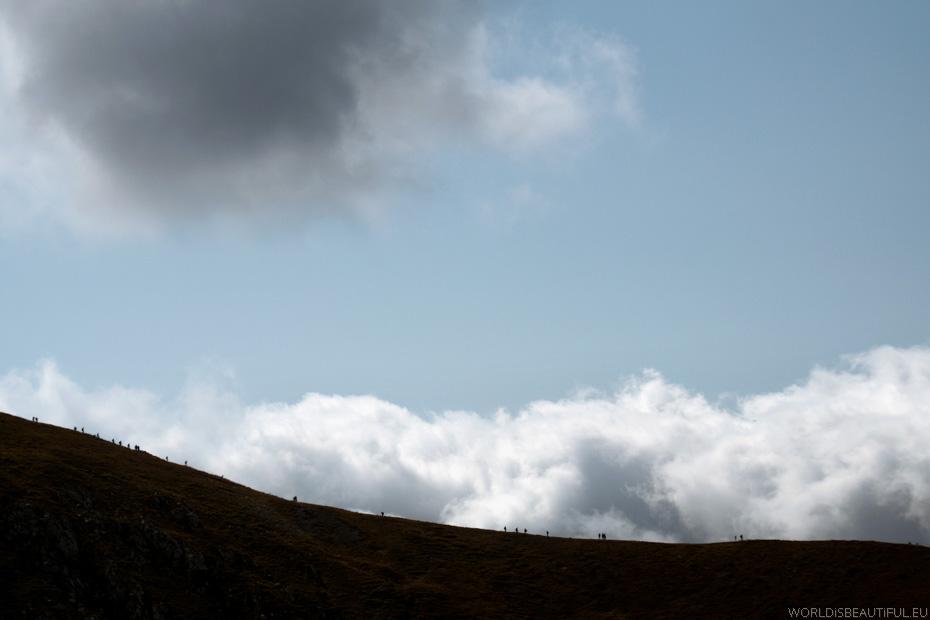 Trail in the mountains - Czerwone Wierchy