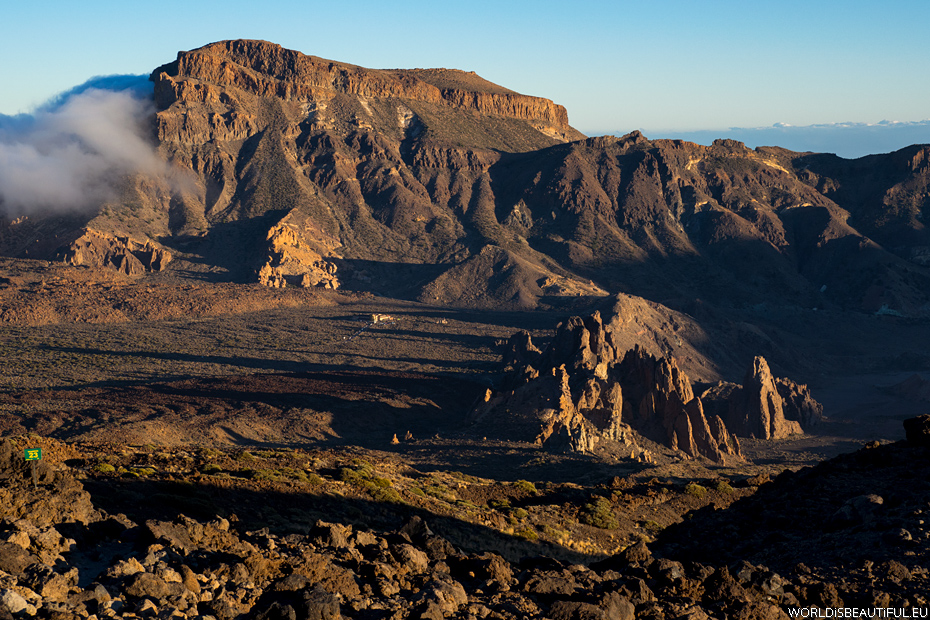 Kaldera wulkaniczna, Teide