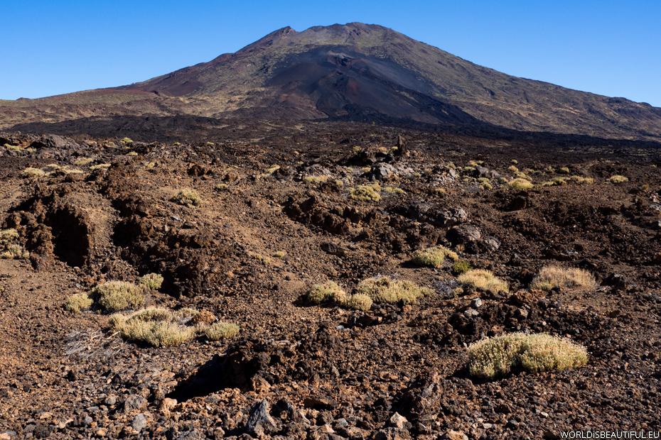 Pico Viejo wulkan na Teneryfie
