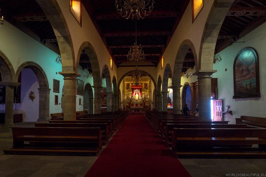 Church in Buenavista del Norte