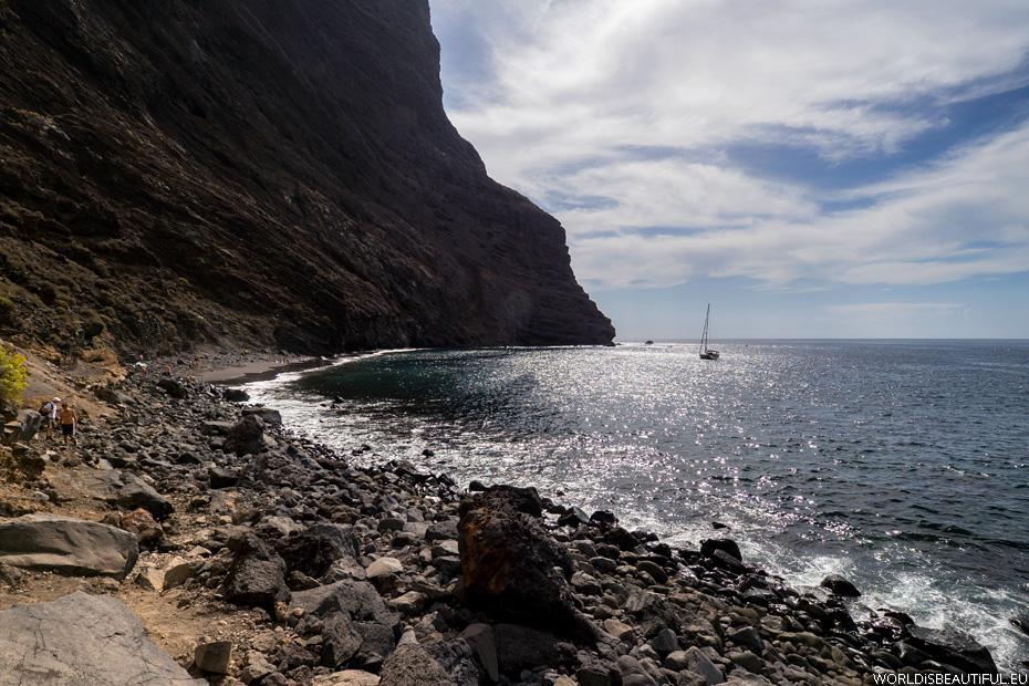 Beach - Playa de Masca