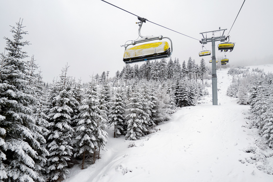 Czarna Góra ski lift