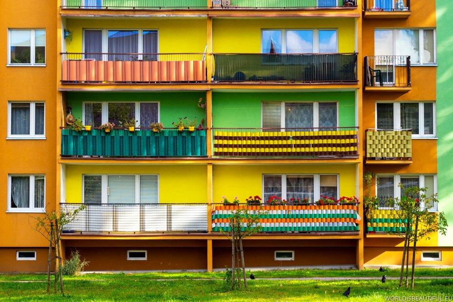 Kolory miasta