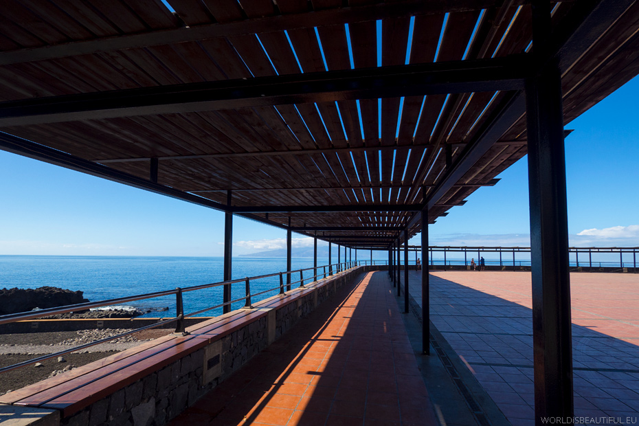 Fotografie z Puerto de Santiago