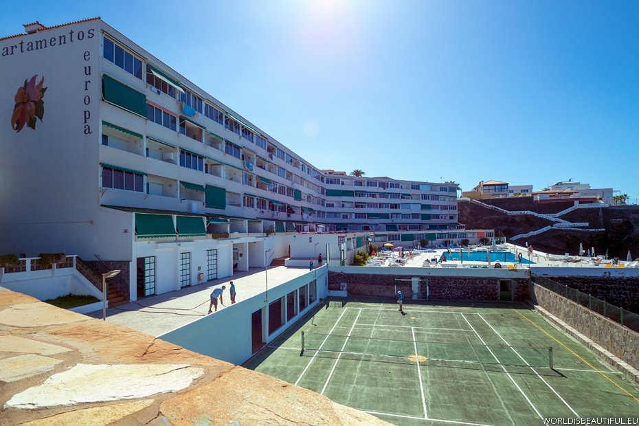 Apartments in Puerto de Santiago