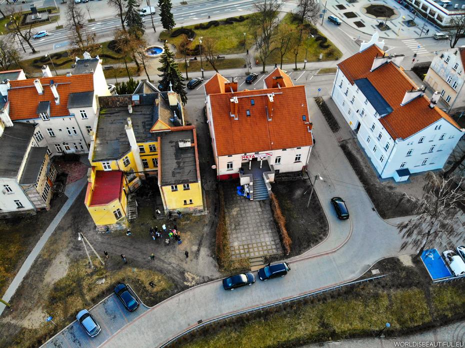 Photo session in Kętrzyn