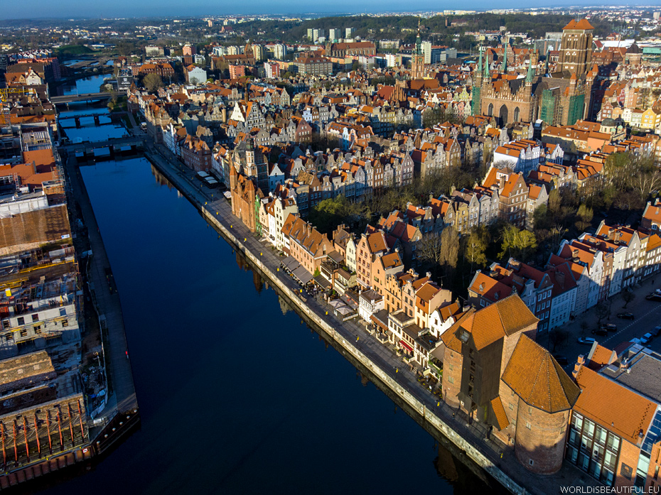 Gdansk - city center