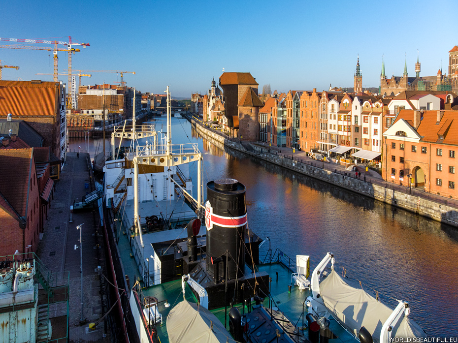 Attractions in Gdansk