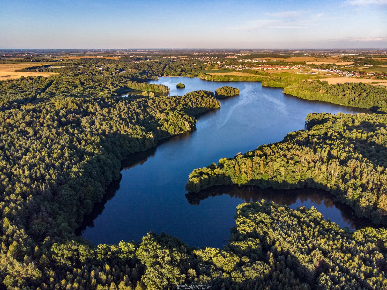 Straszynskie Lake