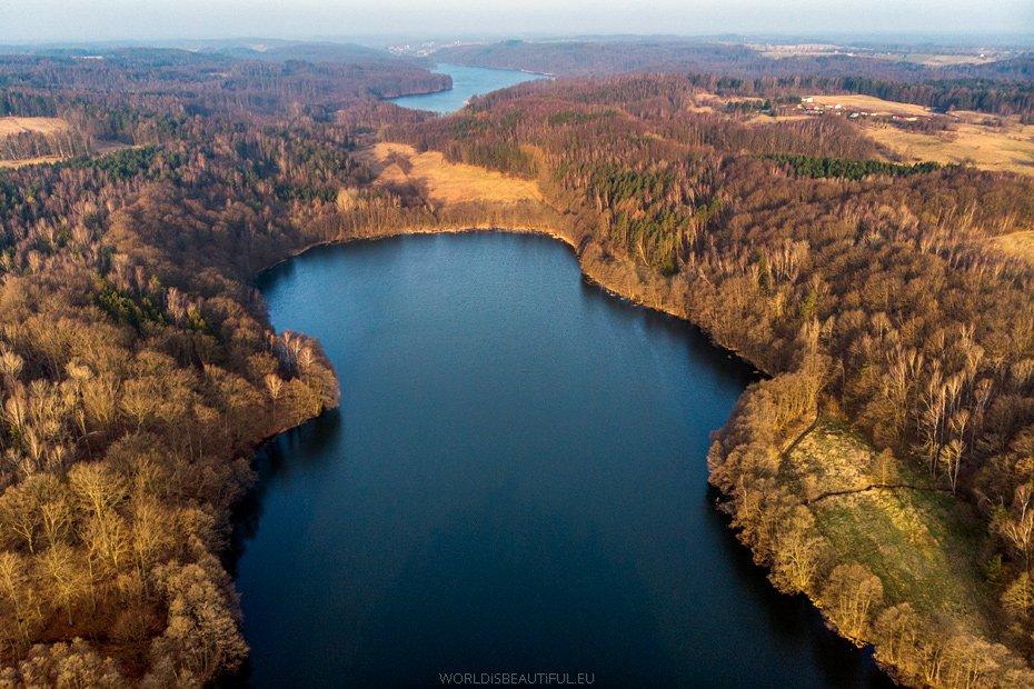 Lakes - spring morning