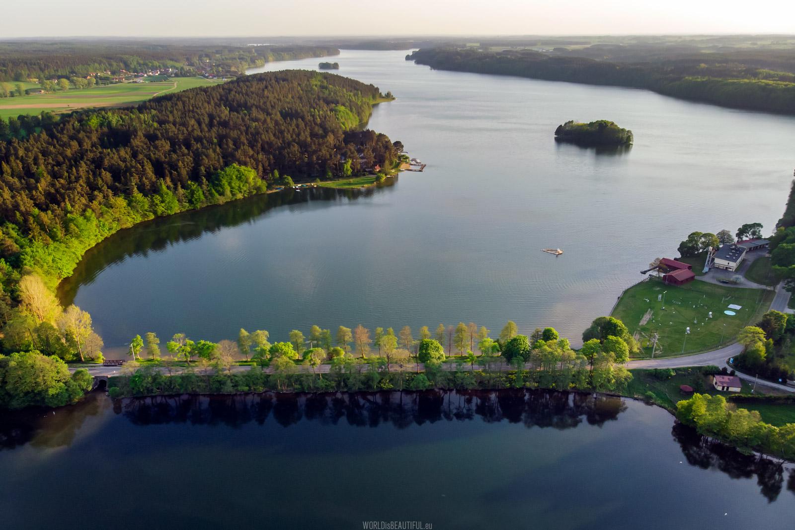 Radunskie Gorne Lake
