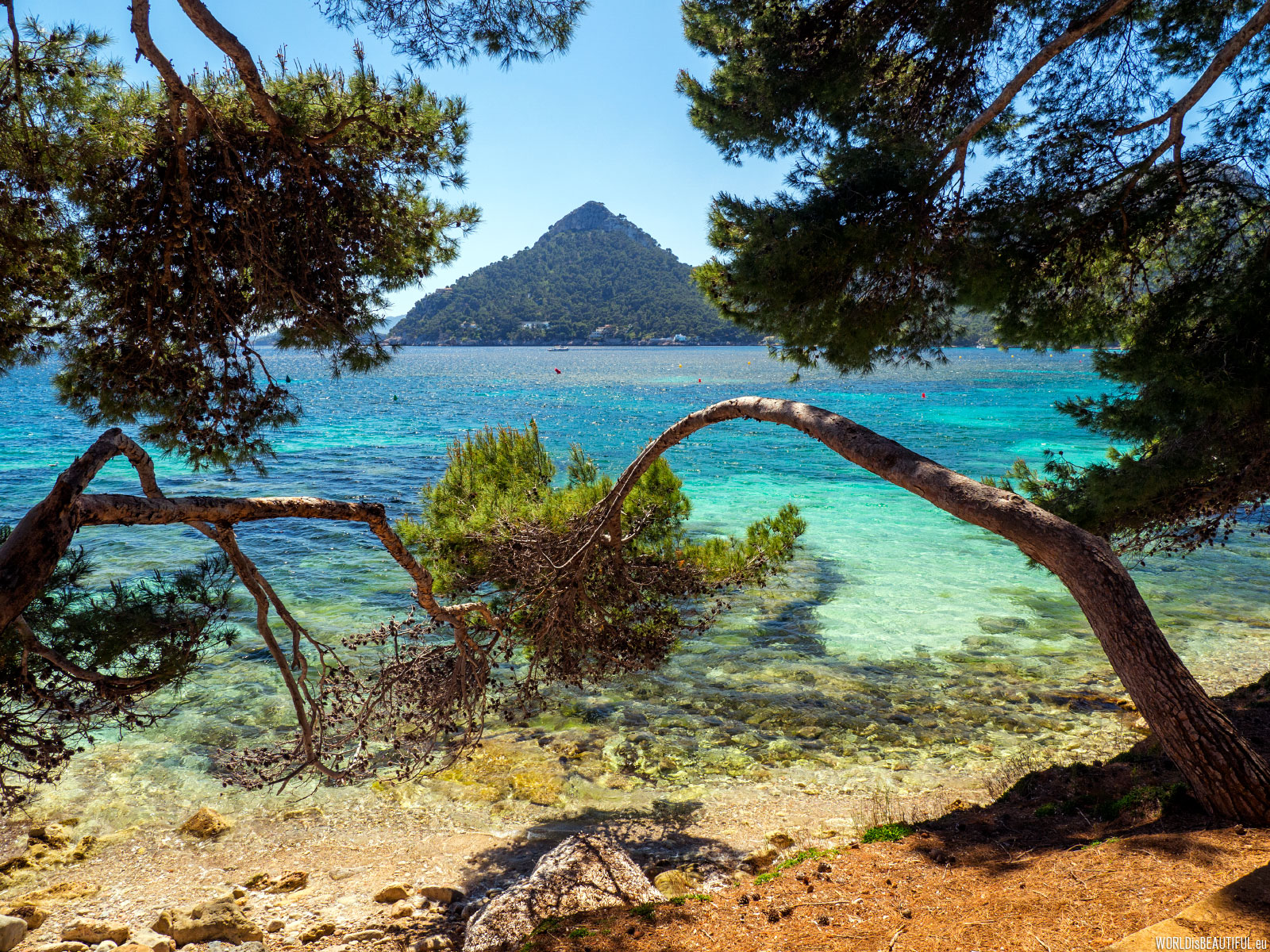 The most beautiful beaches in Mallorca - Formentor