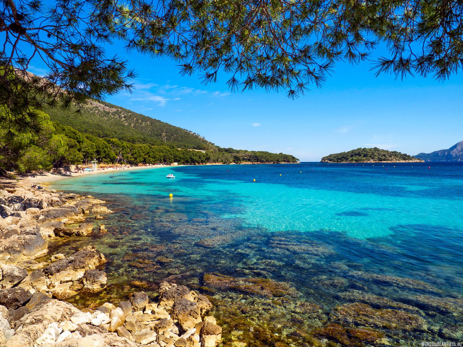 Plaża Formentor