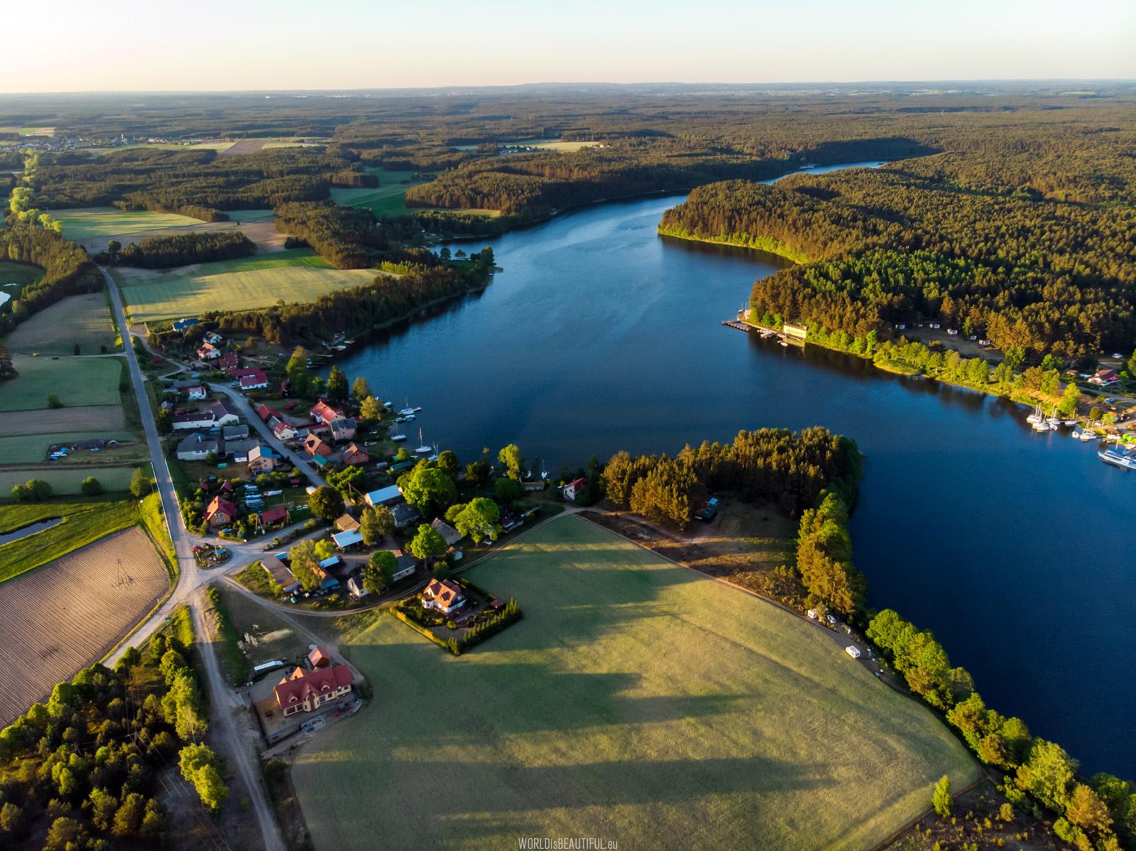 Jezioro Jelenie (Deer Lake) and Czarlina