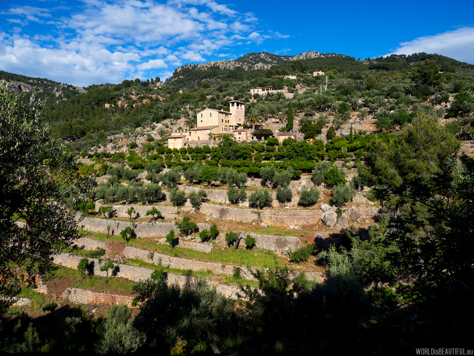 Monuments in Soller