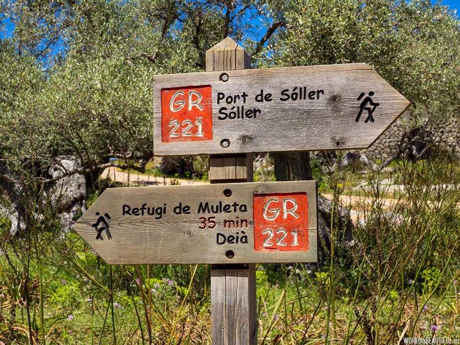 Trekking Trail GR 221