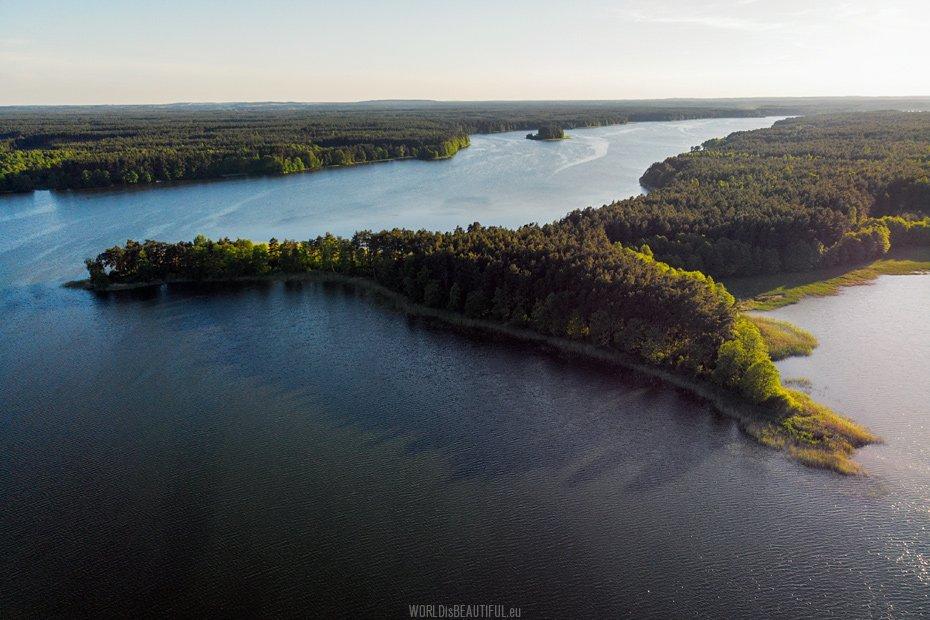 Jezioro Gołuń