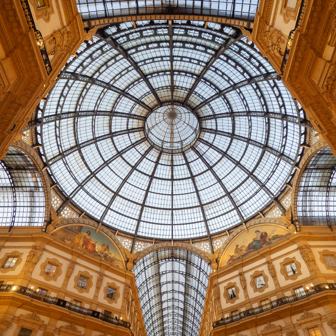 Tourist attractions in Milan