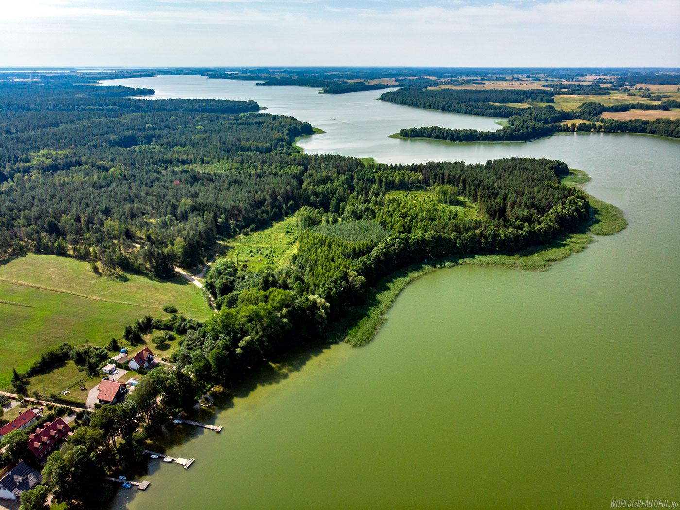 Tałty Lake
