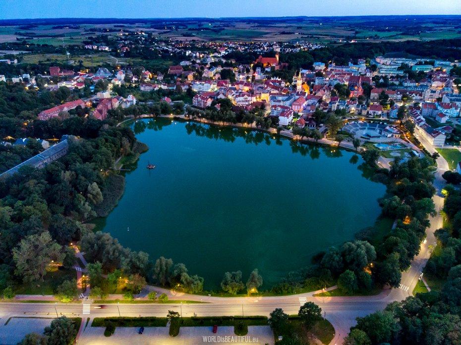 Kętrzyńskie Lake